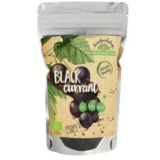 Ekologiska och råtorkade svarta vinbär 100 g