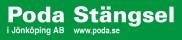 3 Poda stängsel logotyp hemsidan