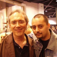 With Vinnie Colaiuta