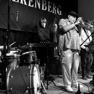 With Randy Brecker 2