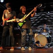 Stuart Hamm´s Band 3