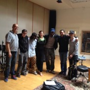 Record session in copenhagen