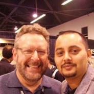 With Jeff Hamilton