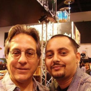 With Max Weinberg