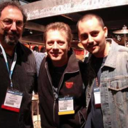 With JerryMerotta and Dave Weckl