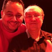 with Lars Jansson