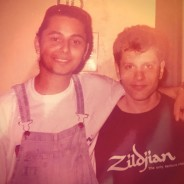With Dave Weckl 2