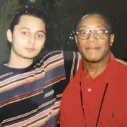 With billy Cobham