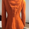 Orange luvjacka strl 40-42