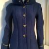 Blå jacka