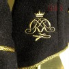 Marinblå jacka