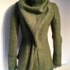 Grön luvjacka