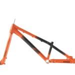 Czar Neuron Pro Plus 24 frame orange