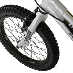 Onza Mini Master 18 front wheel