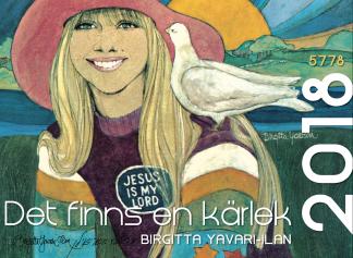 Kalender av Birgitta Yavari-iIlan - 2018 års kalender  av Birgitta Yavari-Ilan