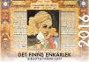 Kalender av Birgitta Yavari-iIlan