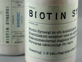 Biotin Syngergi