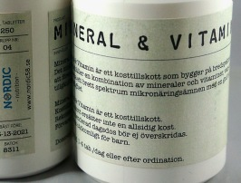 Mineral & Vitamin