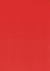 Enfärgad trikå - Röd Fin bomullstrikå till klädessömnad 92% Bomull 8% Elastan Bredd 155-160 cm