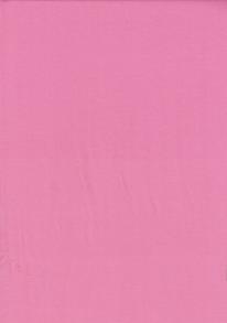 Enfärgad trikå - Rosa Fin bomullstrikå till klädessömnad92% Bomull 8% Elastan  Bredd 155-160 cm