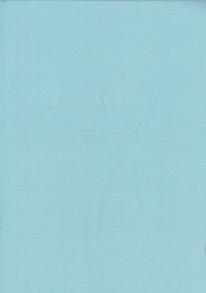 Enfärgad trikå - Ljusblå Fin bomullstrikå till klädessömnad 92% Bomull 8% Elastan Bredd 155-160 cm