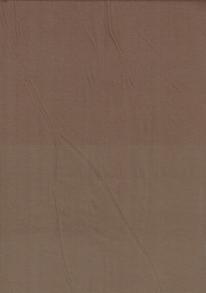 Enfärgad trikå - Brun Fin bomullstrikå till klädessömnad 92% Bomull 8% Elastan Bredd 155-160 cm