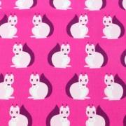 Biojersey ekorre -rosa