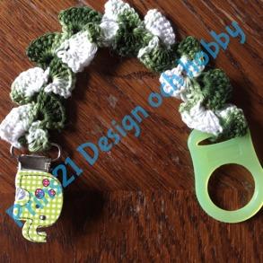 Napphållare - Napphållare grön