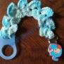 Napphållare - Napphållare blå