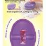 Magnetisk nåldyna - Magnetisk nåldyna lila