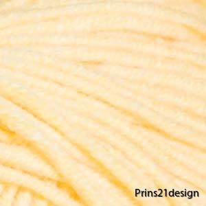 69207-pastell gul