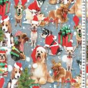 Digitaltryck Julhund