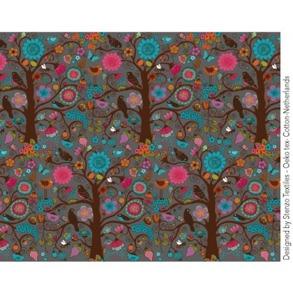 Vacker skogsmotiv - Vacker skogsmotiv