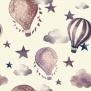 Luftballonger - ballong lila