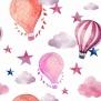 Luftballonger - Luftballonger rosa