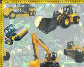 Grävmaskiner - Grävmaskiner