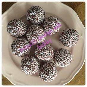 Chokladbollar - Chokladbollar