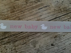 New Baby - Band New baby rosa
