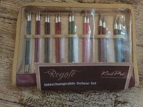 Ändstickor Set Royale Deluxe - Ändstickor Set Royale Deluxe