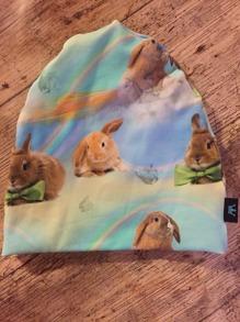 Mössa kaniner - mössa kaniner 52/54