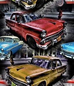 Gamla bilar - Gamla bilar