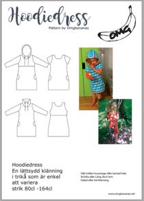 Hoodie dress - Hoodie dress