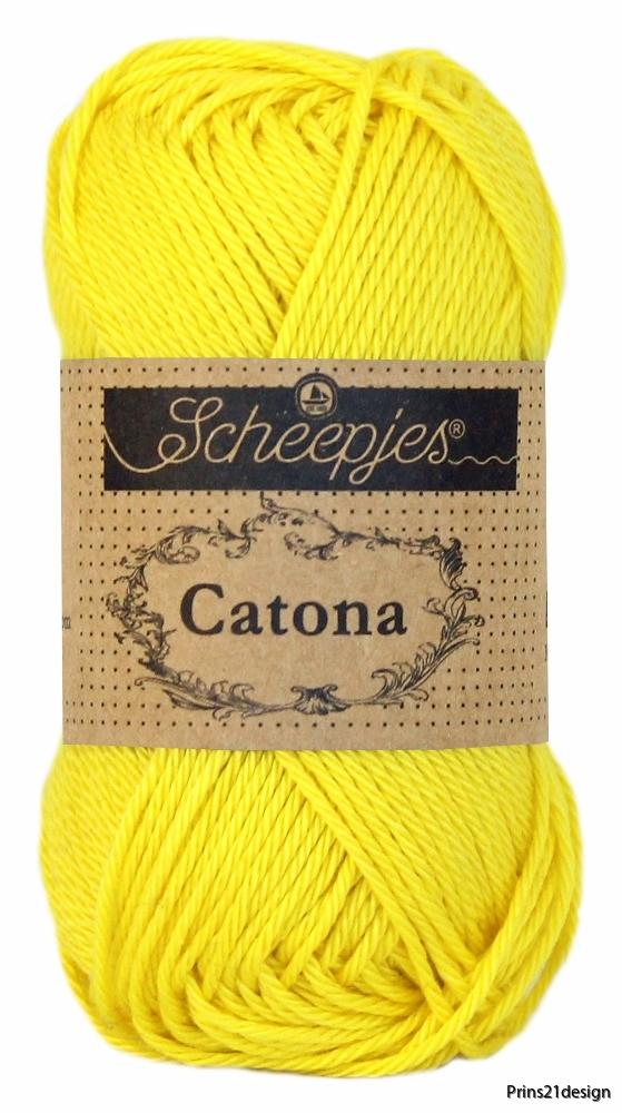 Scheepjes Catona Lemon 280