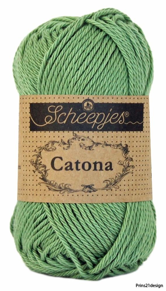 Scheepjes Catona Sage Green 212