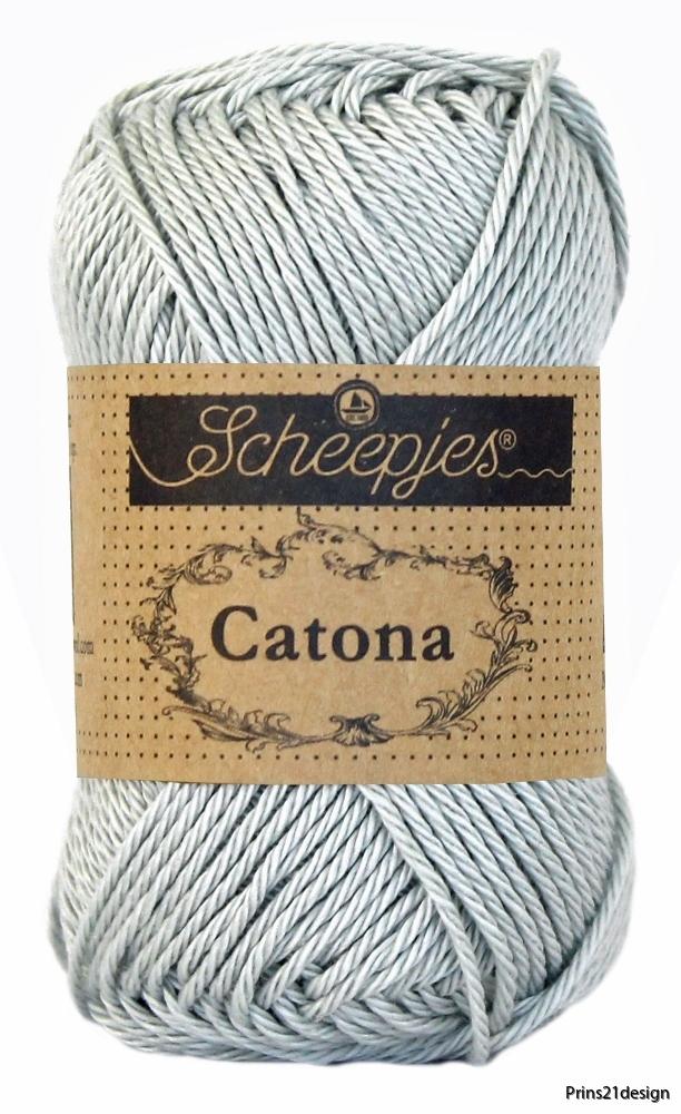 Scheepjes Catona Light Silver 172