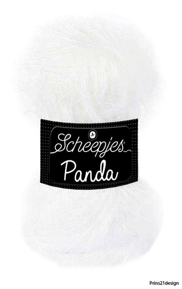 Scheepjes Panda - 580 - Arti  Fox