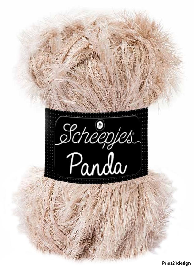 Scheepjes Panda - 582 - Otter