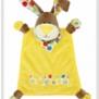 Kullaloo snuttekanin ( finns i 2 färger) - Kullaloo Snutte gul