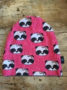 Mössa rosa panda - Mössa rosa panda