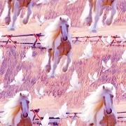 Häst och duva